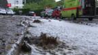 Video «Unwetter im Tessin» abspielen