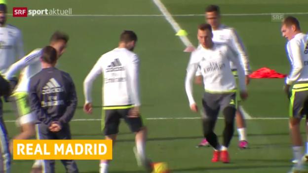 Video «Fussball: Real disqualifiziert («spotraktuell»)» abspielen