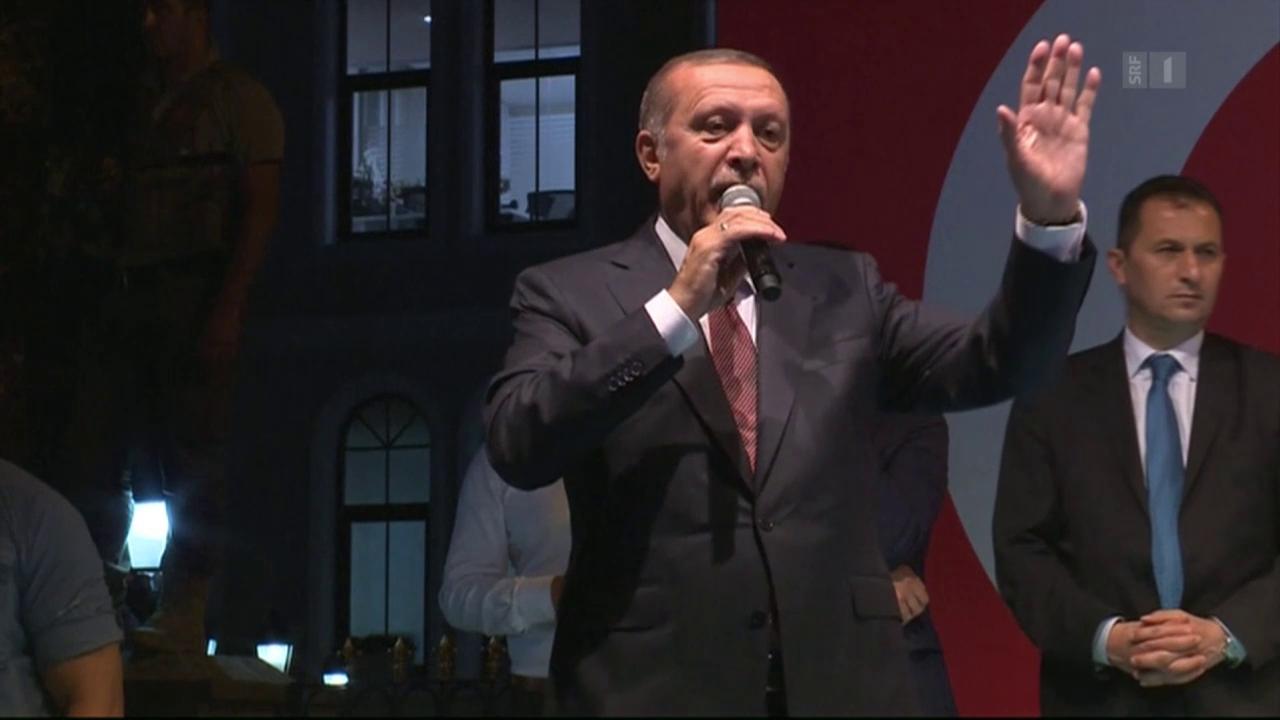 Erdogan Allmächtig