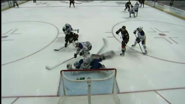 Eishockey: Highlights Anaheim - Edmonton