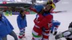 Video «Freestyle: WM in Kreischberg, Final Bordercross» abspielen