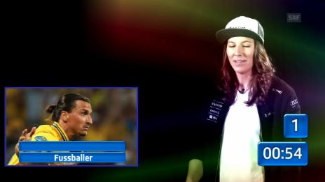 Link öffnet eine Lightbox. Video «Svensk Balans» mit Wendy Holdener abspielen