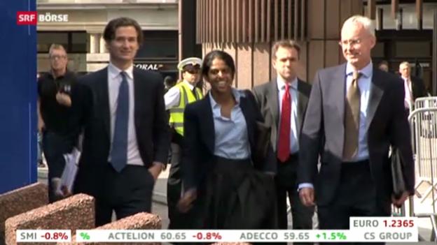 Video «SRF Börse vom 16.07.2013» abspielen
