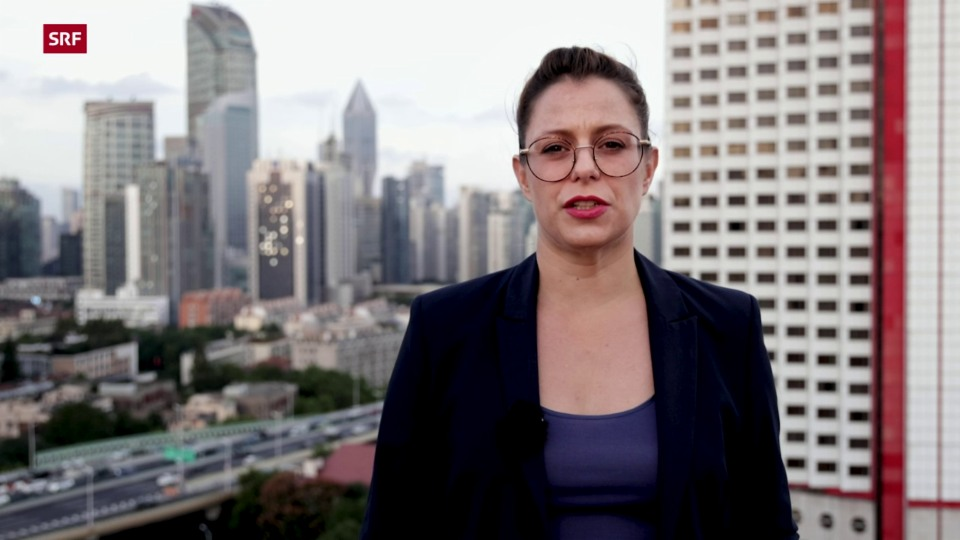 Einschätzung von SRF-China-Korrespondentin Claudia Stahel