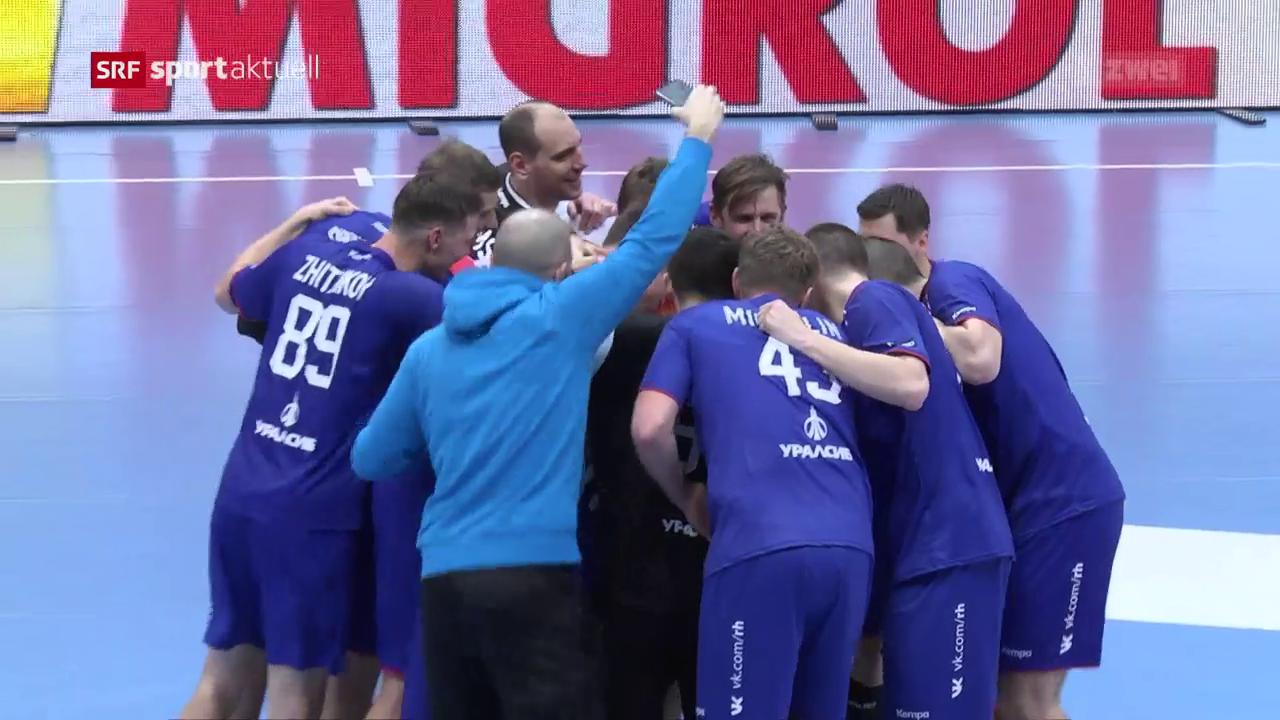 Schweizer Handballer verpassen Titelverteidigung am Yellow Cup