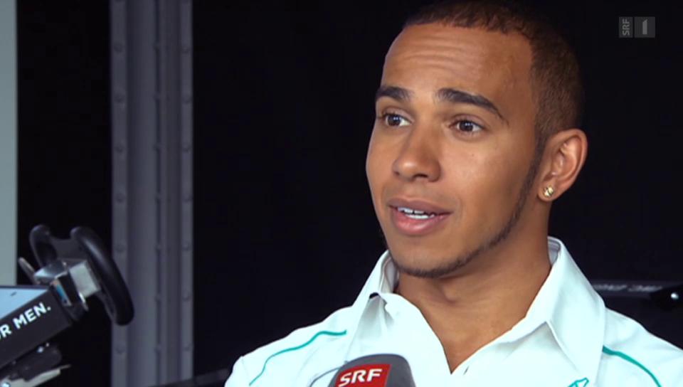 Lewis Hamilton: Der Paradiesvogel unter den Rennfahrern