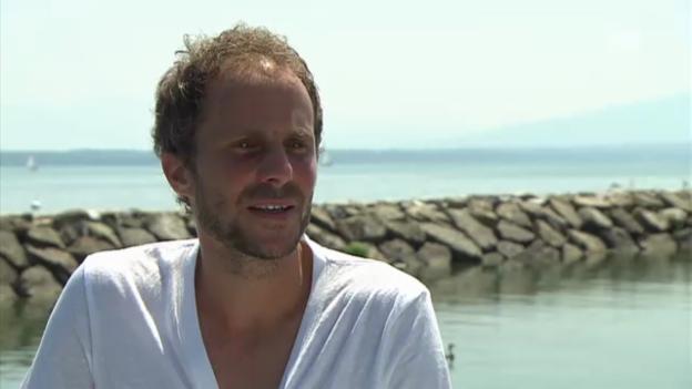 Video «Patrick Müllers Erinnerungen an Lyon» abspielen