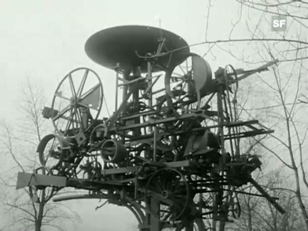 Video ««Heureka» am Zürichhorn» abspielen