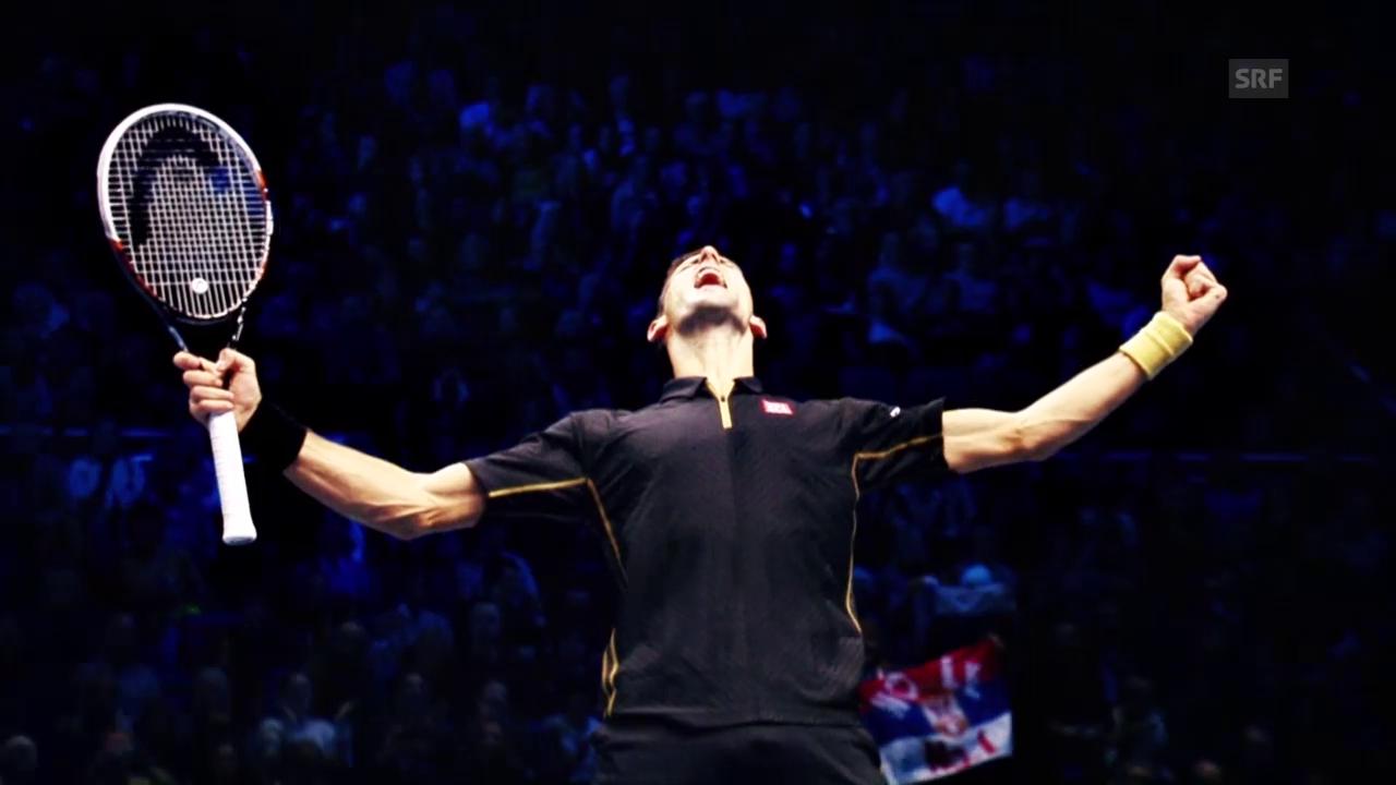 Tennis: ATP Finals, Profil Novak Djokovic