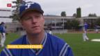 Video «Die Schweizer Baseball-Ikone Daniel Eichenberger» abspielen