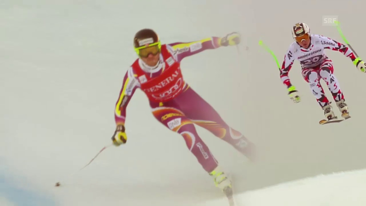 Ski: Duell Jansrud - Reichelt um den Abfahrtsweltcup
