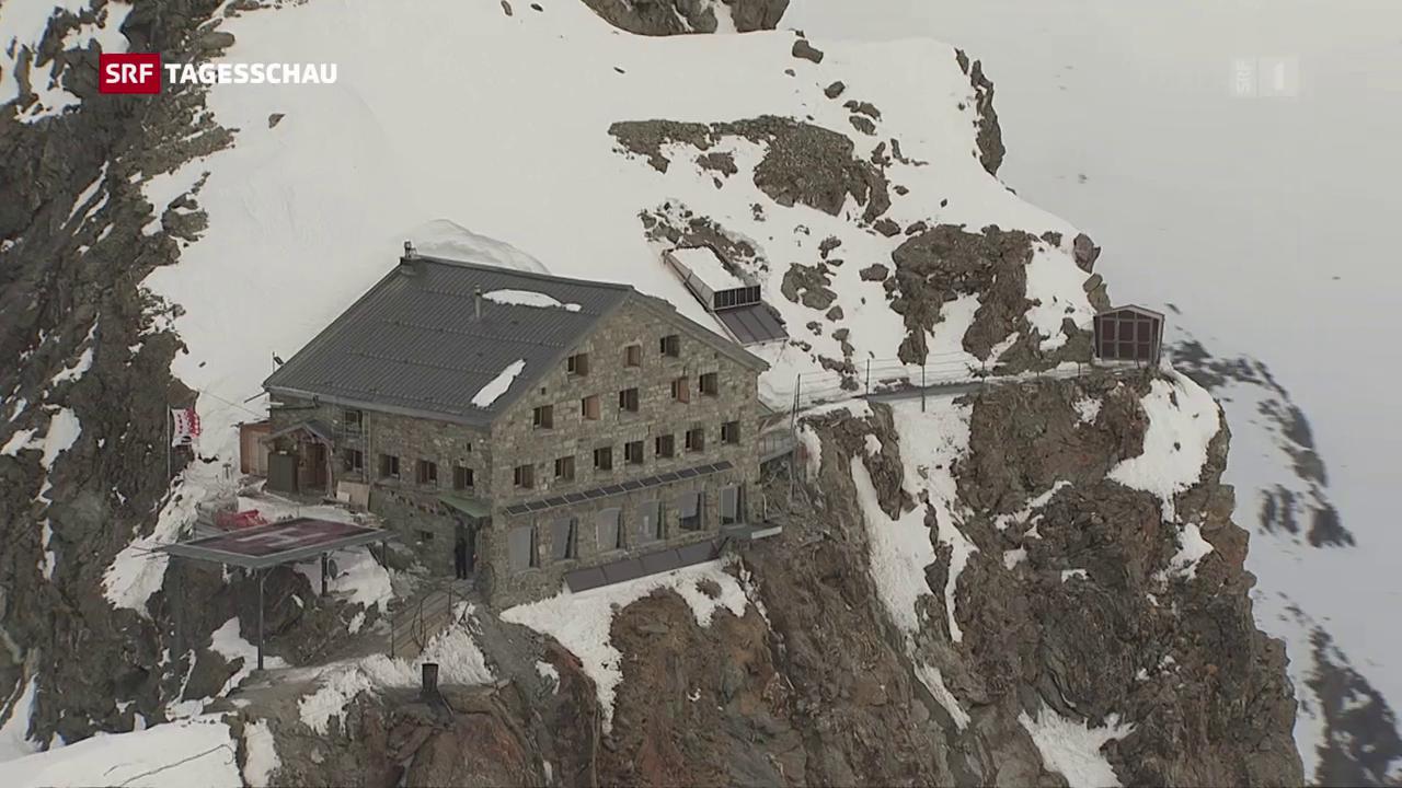 Skitourenfahrer sterben nahe der «Cabane des Vignettes» bei Arolla im Unterwallis