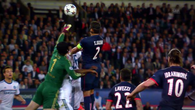 Video «Fussball: Champions League, Vorschau Chelsea - PSG» abspielen