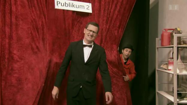 Video «Lapsus - Einfacher Witz» abspielen