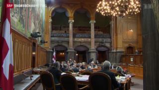 Video «Ständerat stimmt Härtefallklausel zu» abspielen