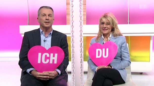 Video ««Ich oder Du» mit Marianne Fassbind und Reto Lipp» abspielen