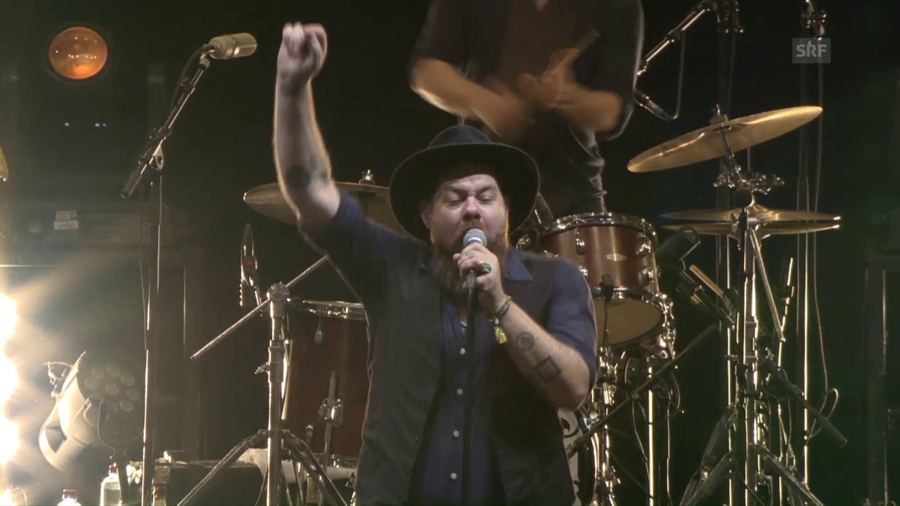 Nathaniel Rateliff & The Night Sweats - «S.O.B & The Shape I'm In»