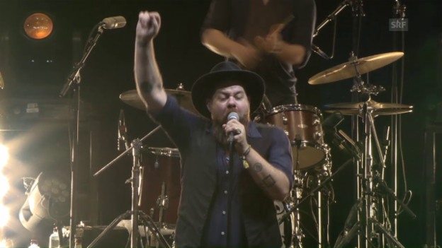 Video «Nathaniel Rateliff & The Night Sweats - «S.O.B & The Shape I'm In»» abspielen