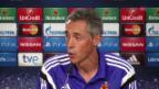 Video «Fussball: Champions League, Paulo Sousa über Cristiano Ronaldo» abspielen