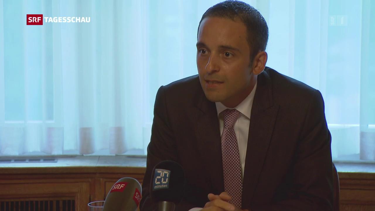 Türkischer Top-Diplomat stellt in Bern Asylantrag