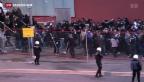 Video «Basel-Stadt sagt Nein zum Hooligan-Konkordat» abspielen