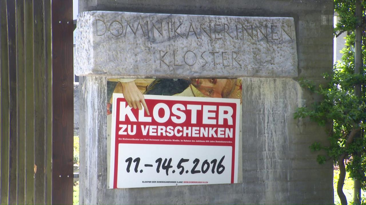 """""""Kloster zu verschenken"""""""