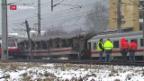 Video «Nachricht Zugunfall Österreich» abspielen