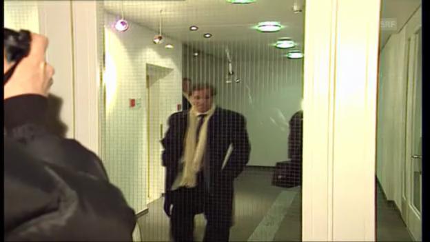 Video «Forfait-Entscheid gegen Pontes FC Zürich (Beitrag vom 23.12.1999)» abspielen