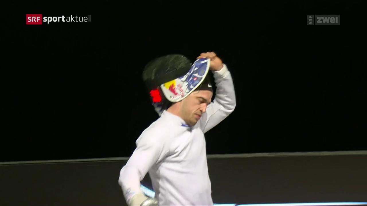 Der 10. Weltcup-Sieg macht Heinzer stolz