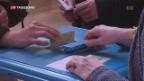 Video «Erster Wahlgang in Frankreich» abspielen