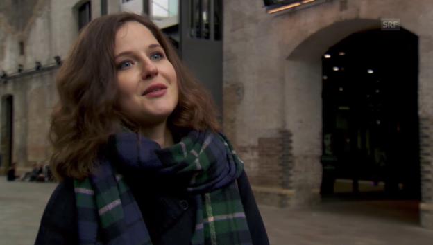 Video «Nadia Cavelle: Schweizerin startet in London durch» abspielen