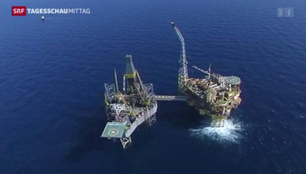 Video «Transocean mit Milliardenverlus» abspielen