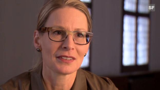 Video «Katja Gentinetta, politische Philosophin» abspielen
