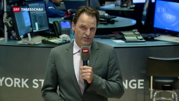 Video «Jens Korte zu den Folgen für SpaceX» abspielen