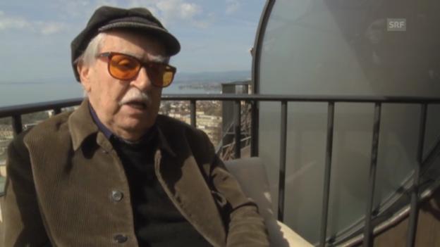 Video «Taviani: «Berlusconis Fernsehen macht vulgär»» abspielen