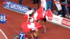 Video «LA: Die Schweizer bei Weltklasse Zürich» abspielen