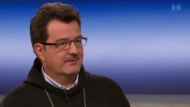 Video ««Scheinheilig»: Abt Meyer greift Bischof Huonder an» abspielen