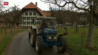 Video «Gutes Jahr für Bauern» abspielen