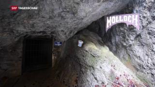 Video «Weiter eingeschlossen im Hölloch» abspielen