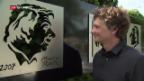Video «Ein Blick auf Christoph Simons Werden» abspielen