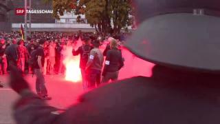Video ««Für Hass ist auf unseren Strassen kein Platz»» abspielen
