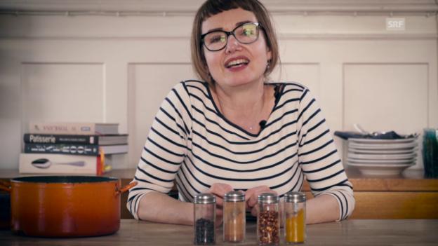 Video «5 Fragen an Kochredaktorin Maja Brunner» abspielen