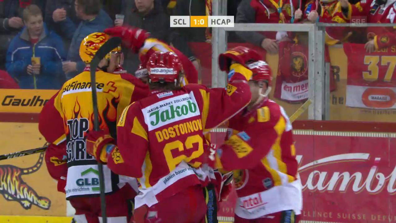 Langnau schickt Ambri in den Playout-Final