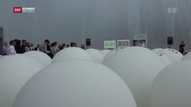 Video «Erste Ideen für eine Landesausstellung 2027» abspielen