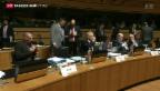 Video «Keine Einigung um Griechenland» abspielen
