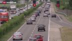 Video «Soll die Autobahnvignette teurer werden?» abspielen