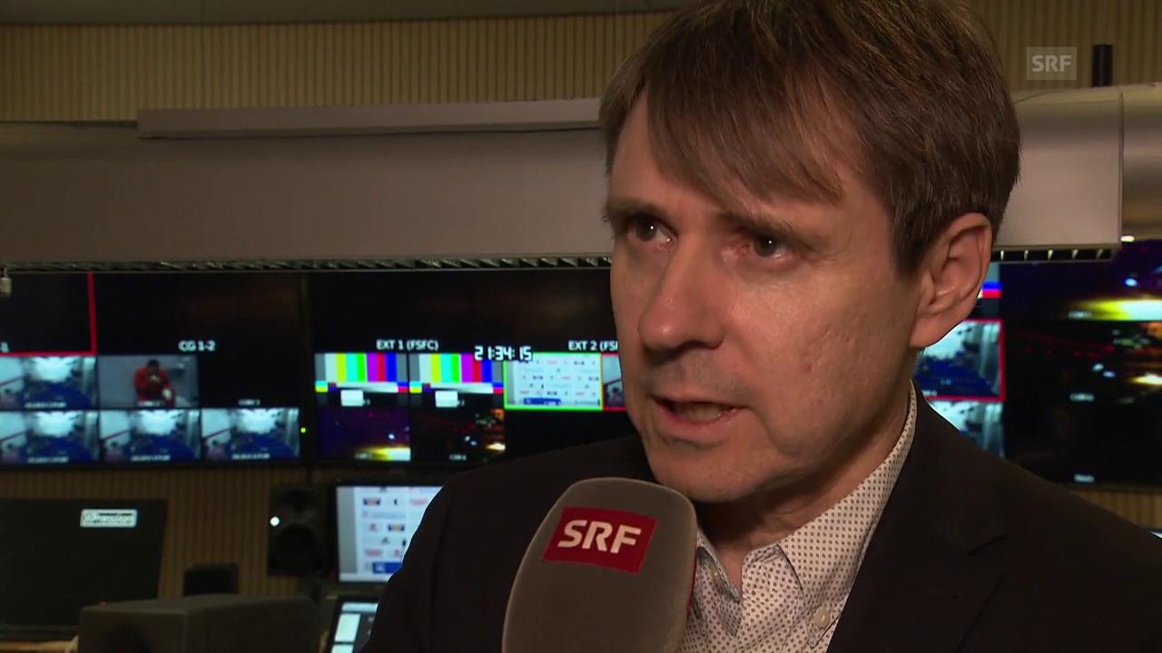 Bernhard Burgener über seine Vorstellungen und Ziele mit dem FCB