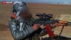 Video «Eine kurdische Kämpferin in der Schweiz» abspielen