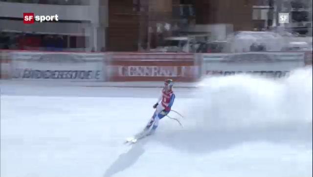 So lief es den anderen Schweizerinnen («sportaktuell»)