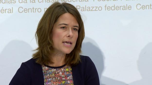 Video «Gössi: «FDP erhebt Anspruch auf Bundesratssitz»» abspielen
